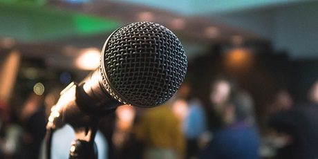 Microphone. Photo: Kane Reinholdtsen on Unsplash.
